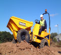 1 TON HIGH TIP DUMPERS