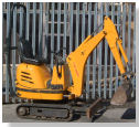 JCB MICRO DIGGER 700mm WIDE